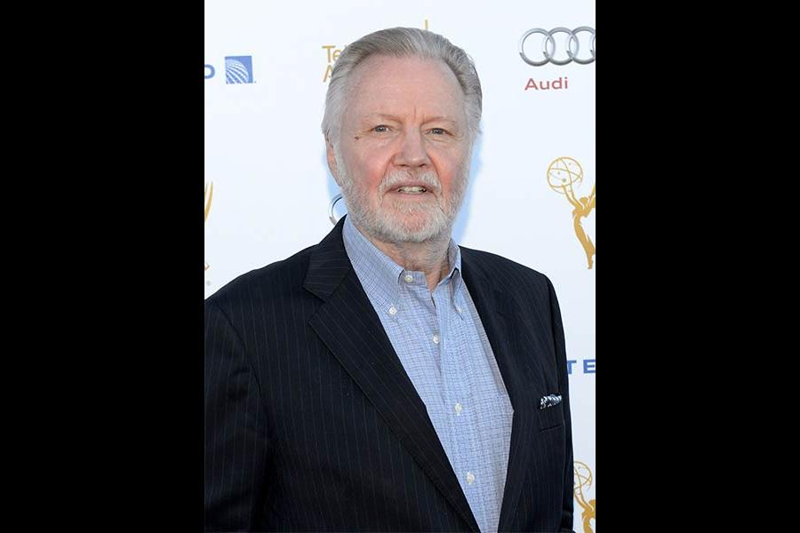 Jon Voight arrives at the Performers Peer Group nominee reception in West Hollywood.