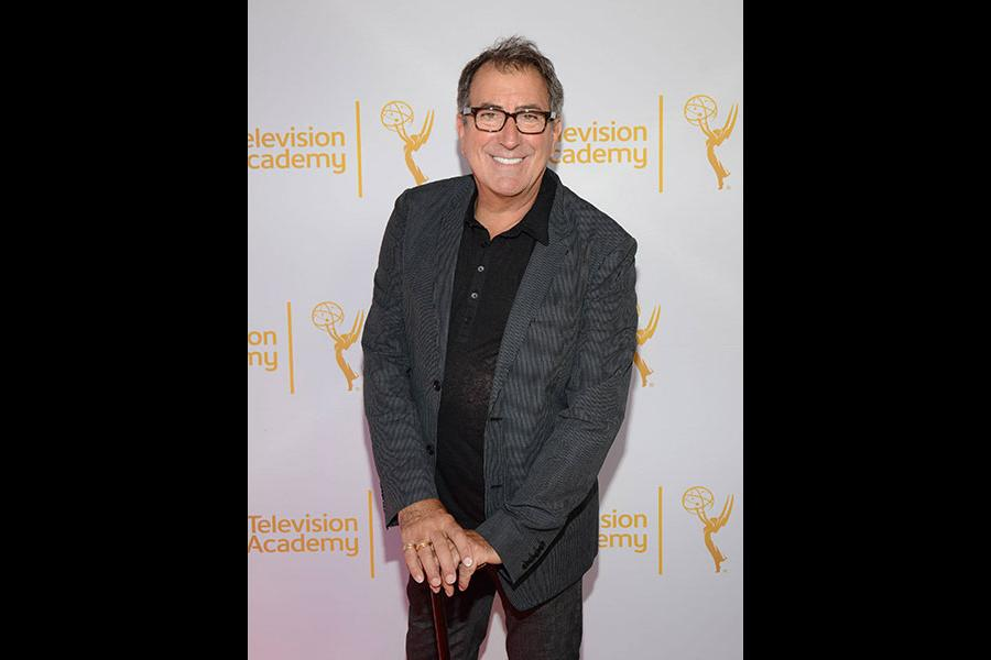 Kenny Ortega arrives at the Choreographers Nominee Reception in North Hollywood, California.