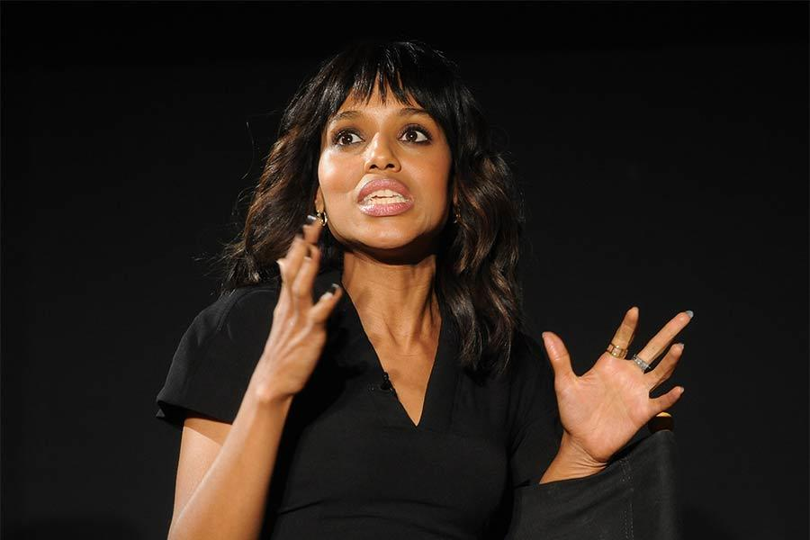 Kerry Washington at An Evening with Shonda Rhimes and Friends.