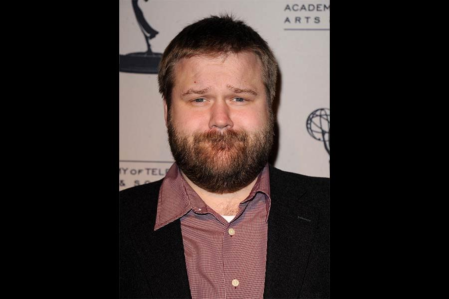 Creative/Executive producer Robert Kirkman at An Evening with The Walking Dead.