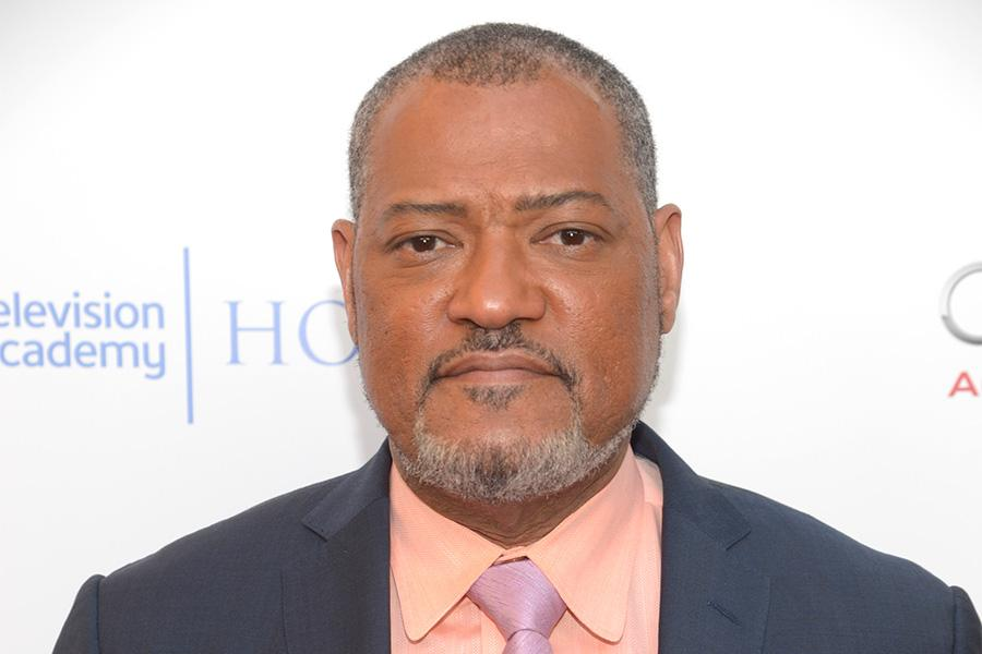 Laurence Fishburne arrives at the Eighth Annual Television Academy Honors, May 27 at the Montage Beverly Hills.