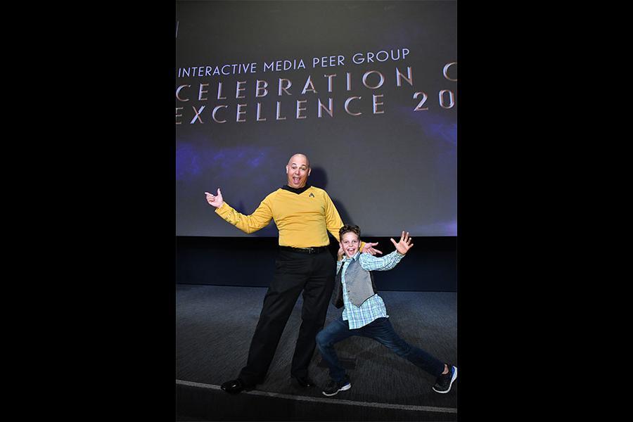 2018 Interactive Media Nominee Reception
