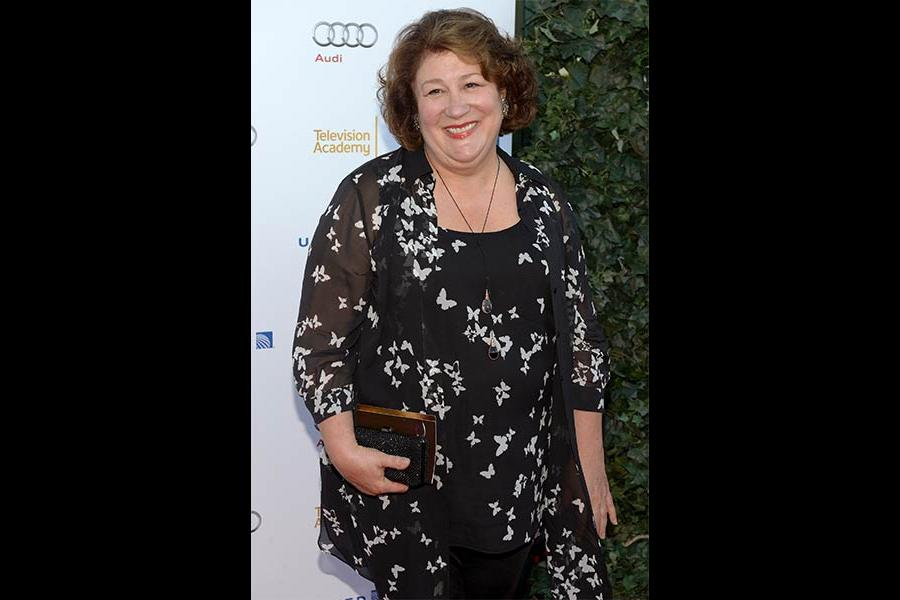 Margo Martindale arrives at the Performers Peer Group nominee reception in West Hollywood.