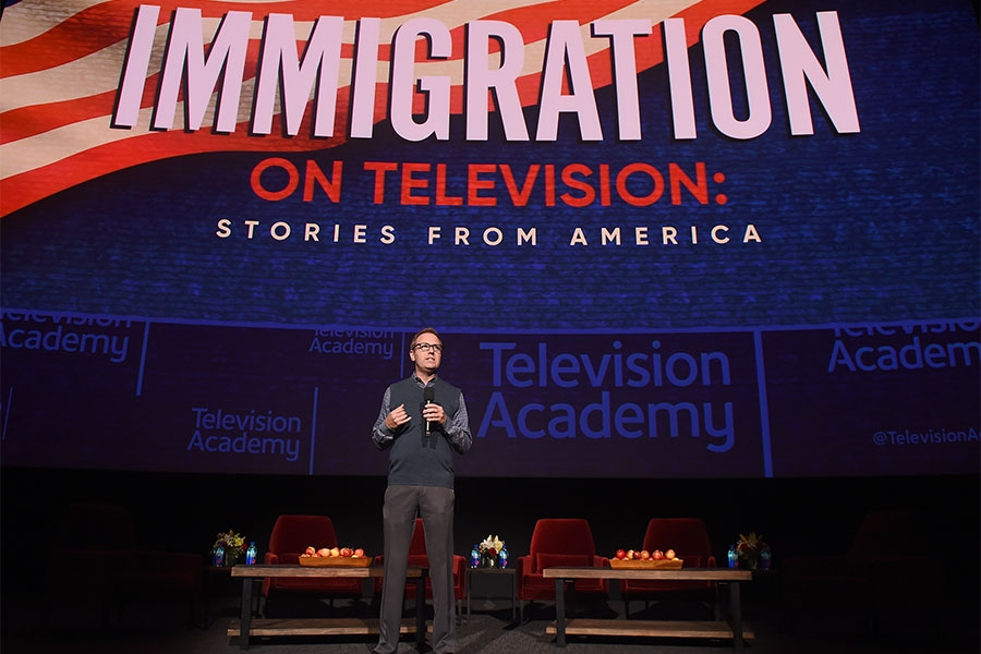 Immigration on Television: Stories From America