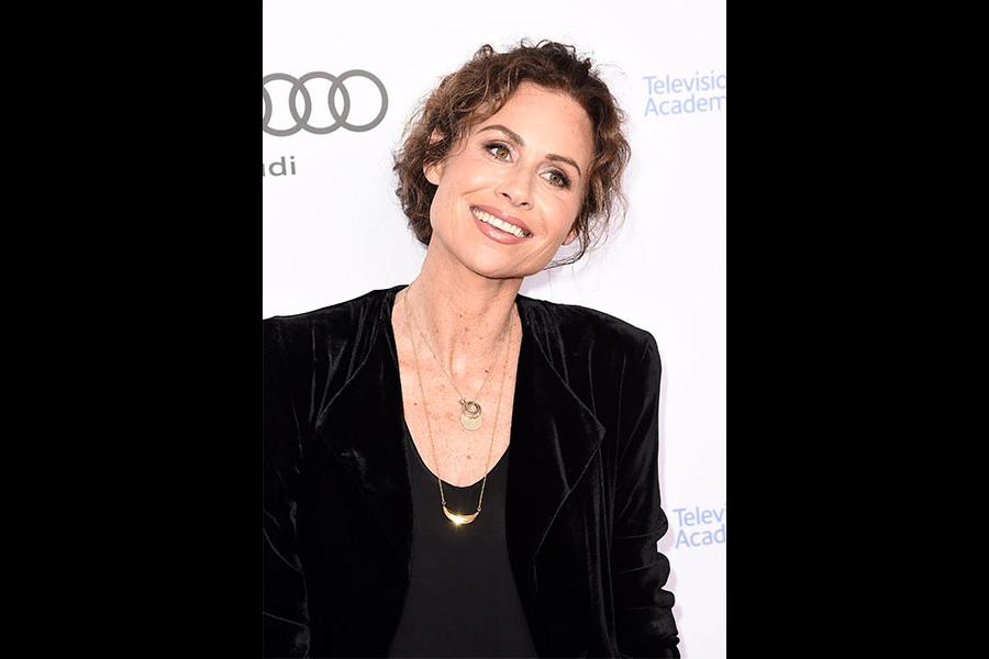 Minnie Driver at the 2017 Television Academy Honors at the Montage Hotel on Thursday, June 8, 2017, in Beverly Hills, California.