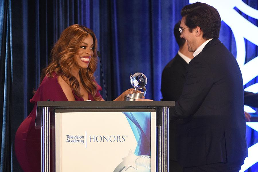 Niecy Nash, Ahmed Musiol, My Last Days, 12th Television Academy Honors