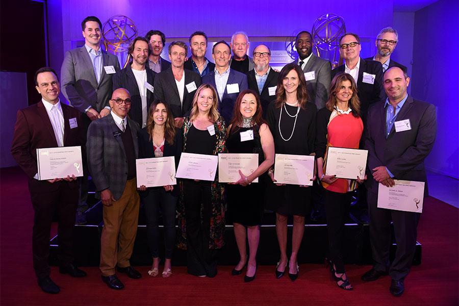 2018 Music Peer Group Nominee Reception