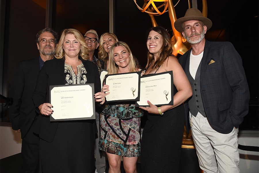 2019 Casting Directors Nominee Reception