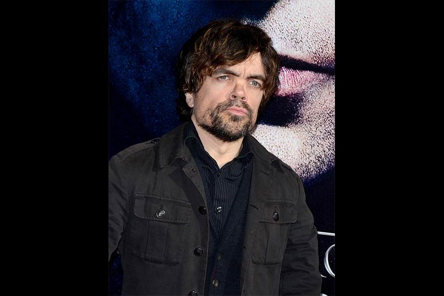 Peter Dinklage at An Evening with Game of Thrones.