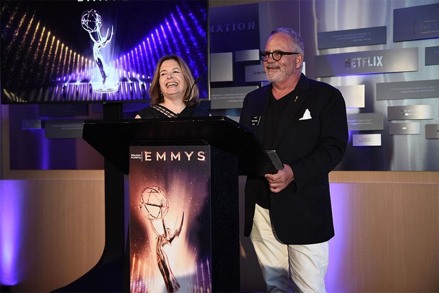 2019 Commercials Nominee Reception