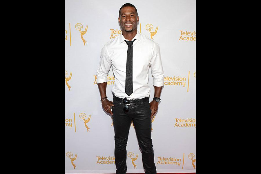 Robert Christopher Riley arrives at the Choreographers Nominee Reception in North Hollywood, California.