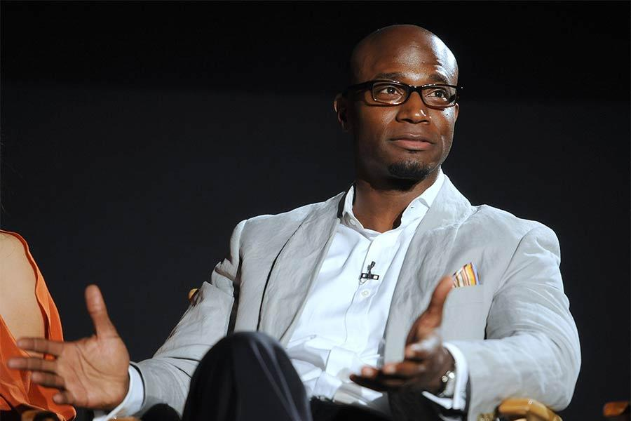 Taye Diggs at An Evening with Shonda Rhimes and Friends.