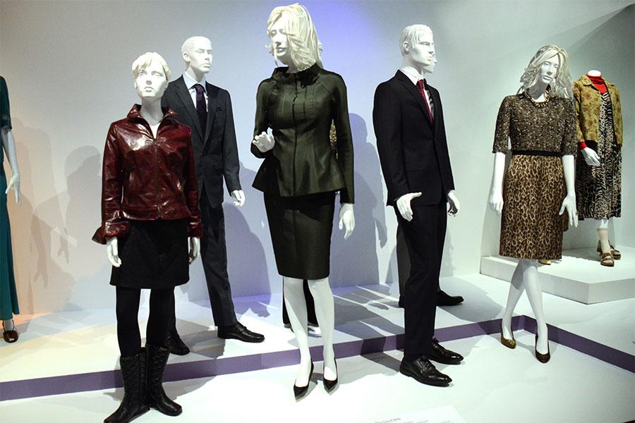 Costumes from The Good Wife.