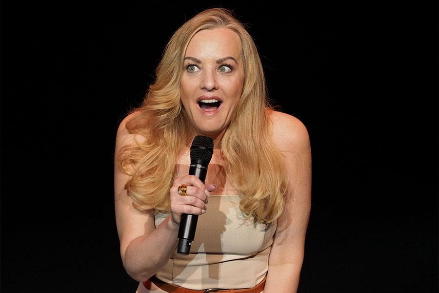 Wendi McLendon-Covey at Story TV: Adventures in Hollywood, presented Tuesday, June 13, 2017 at the Television Academy's Wolf Theatre at the Saban Media Center in North Hollywood, California.