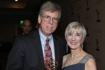 Chris Cookson and Wendy Aylsworth