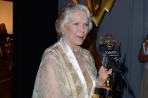 Ellen Burstyn at the Backstage Live Thank You Cam