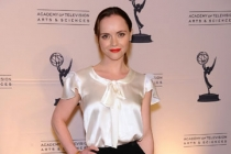 Christina Ricci arrives at the Fourth Annual Television Academy Honors