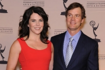Lauren Graham & Peter Krause at the Fourth Annual Television Academy Honors