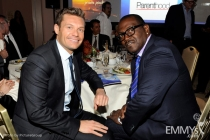 Ryan Seacrest & Randy Jackson at the Fourth Annual Television Academy Honors