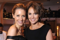 KaDee Strickland & Amy Brenneman at the Fourth Annual Television Academy Honors