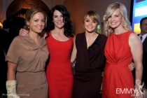 Erika Christensen, Lauren Graham, Aimee Teegarden & Monica Potter at the Fourth Annual Television Academy Honors
