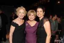 Holland Taylor, Mary Kay Place and Julia Ormond at the Performers Nominee Reception