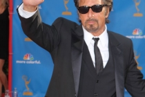 Al Pacino arrives at the 62nd Primetime Emmy Awards