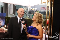 Terry O'Quinn at the 62nd Primetime Emmy Awards
