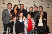 The cast of Modern Family at An Evening With Modern Family