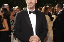 Hugh Laurie at the 59th Primetime Emmy Awards