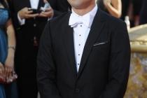 Johnny Galecki at the 61st Primetime Emmy Awards