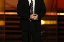 Louis C.K. presents at the 61st Primetime Creative Arts Emmy Awards