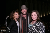 Melissa McCarthy, Jennifer Esposito & Barry Watson at An Evening With Samantha Who?