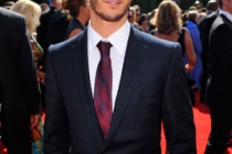 Ryan Kwanten arrives at the 62nd Primetime Emmy® Awards