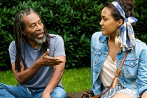 Bobby McFerrin, Grammy-winning vocal virtuoso, coaches and performs with 2011 YoungArts Winners
