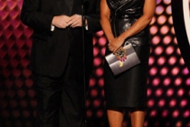 Marc Cherry and Vanessa Williams at the 62nd Primetime Creative Arts Emmy Awards