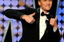 Neil Patrick Harris accepts the Best Special Class Program 'Tony Awards' award