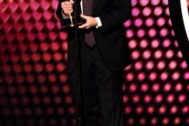 "Leo Trombetta accepts the Best Picture Editing for Movie/Mini (Single Camera) for ""Temple Grandin"" onstage"