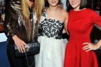 Cat Deeley, Zooey Deschanel, Shannon Woodward