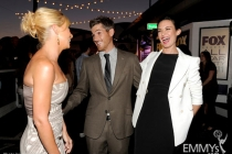 Jaime Pressly, Dave Annable, Odette Annable