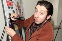 Simon Helberg of The Big Bang Theory