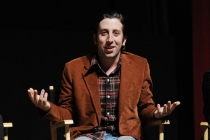"Simon Helberg at ""An Evening With The Big Bang Theory"""