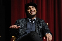 "Kunal Nayyar at ""An Evening With The Big Bang Theory"""