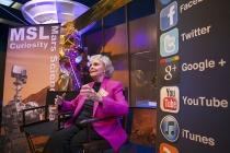 June Lockhart at NASA Event