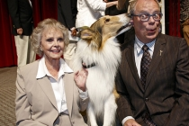 June Lockhart and John Shaffner