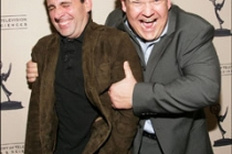 "Steve Carell, Andy Richter visit the Academy of Television Arts & Sciences for ""Inside...The Office"""