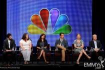Jon Pollack, Emily Spivey, Maya Rudolph, Will Arnett, Christina Applegate