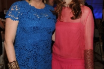 Dana Delany and Abigail Disney attend the 5th Annual Television Academy Honors