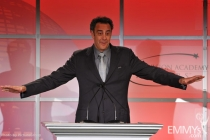 Brad Garrett onstage at the 5th Annual Television Academy Honors