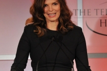Jeanne Tripplehorn onstage at the 5th Annual Television Academy Honors